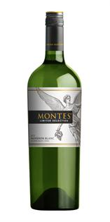 Montes Sauvignon Blanc Leyda Limited Selection 2016 750ml